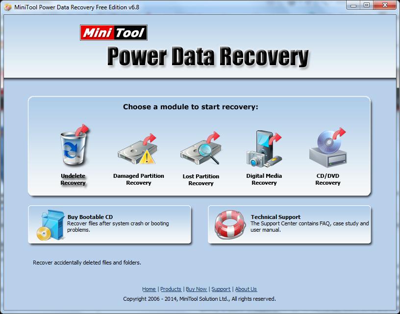 digital photo recovery freeware