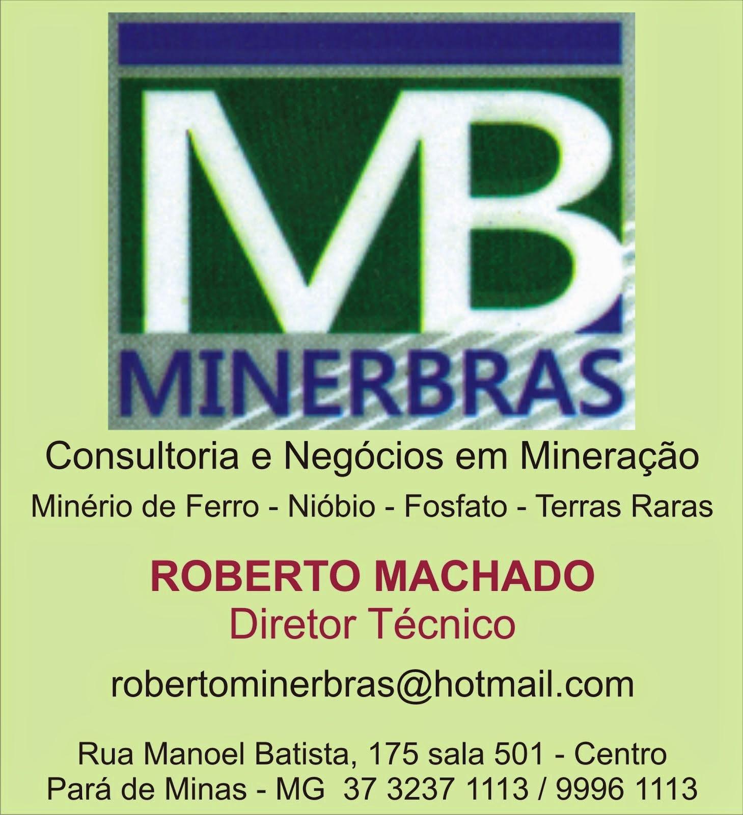 MINERBRAS MINERAÇÕES BRASILEIRAS LTDA