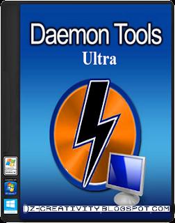 برنامج ديمون تولز ايلترا Daemon Tools Ultra