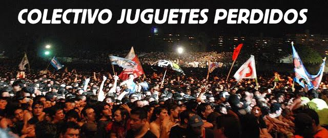 COLECTIVO JUGUETES PERDIDOS
