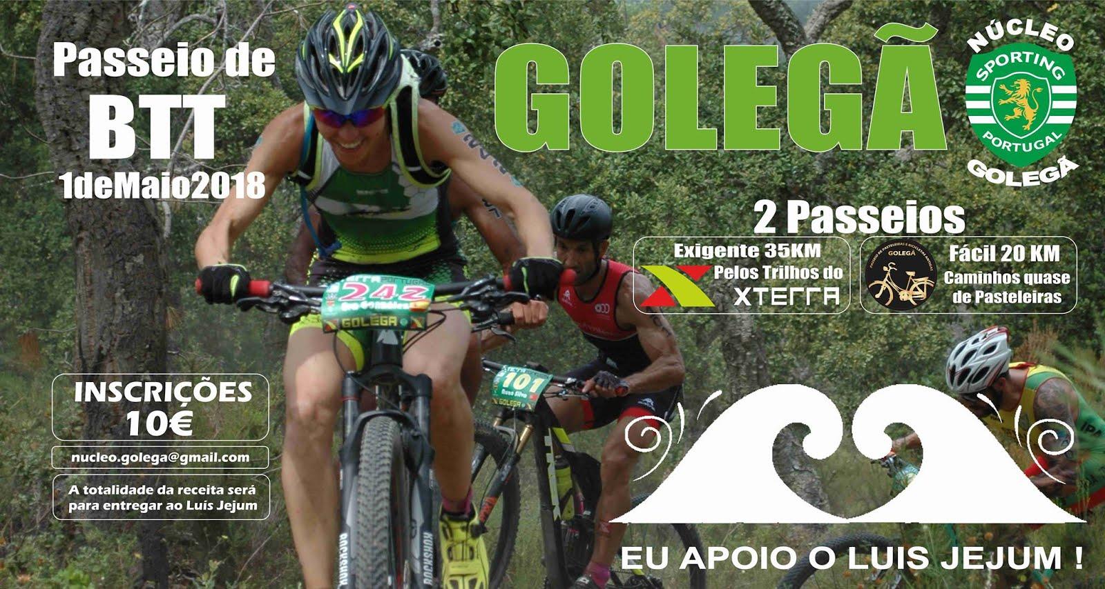 01MAI * GOLEGÃ