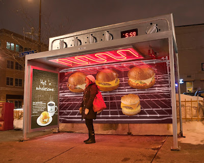 25 Creative and Cool Bus Stop Advertisements  - Part 2 (30) 1
