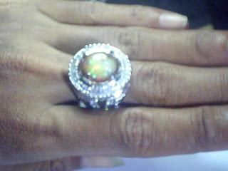 Di Jual Batu cincin Kalimaya Teh Afrika