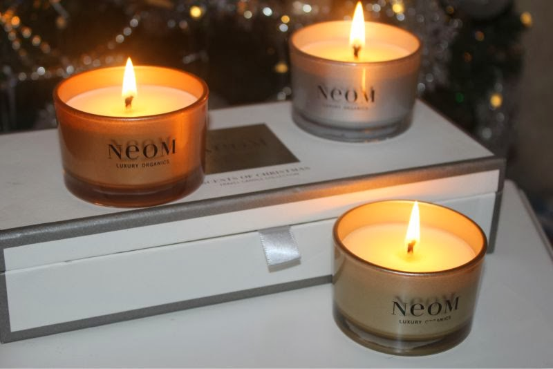 Neom Scents of Christmas Trio