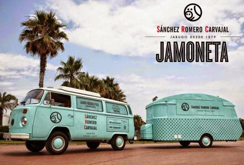 La Jamoneta de Sanchez Romero Carvajal