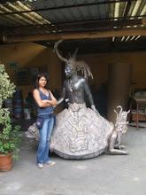 Esculturas de Yénisett Torres (México)