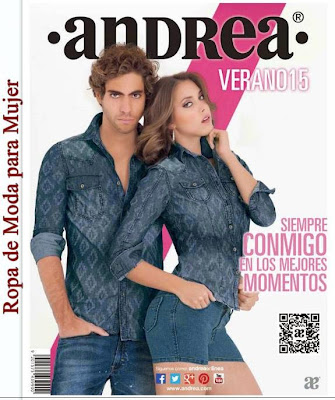 Catalogo de Ropa Andrea Verano 2015