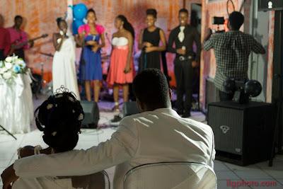 mariage à la salle 590 Jarry Guadeloupe