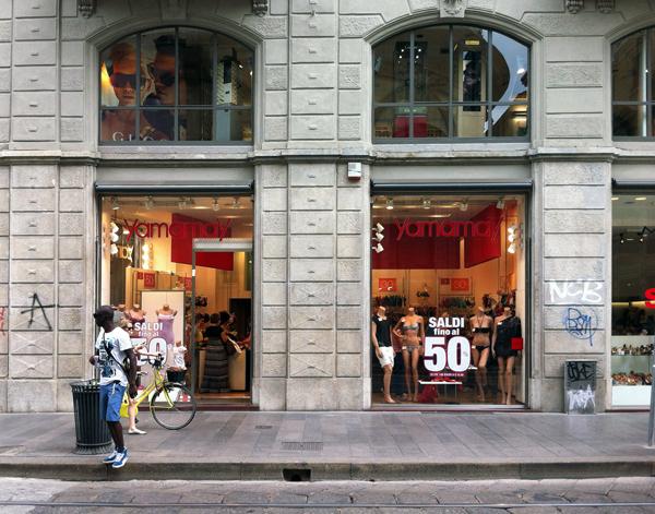 Via Torino - Yamamay Shop