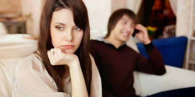 Ciri-ciri Kekasih yang Sedang Berbohong