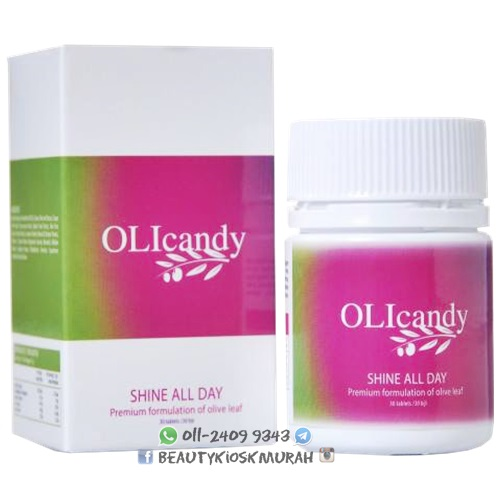 OLICANDY 30 TABLET