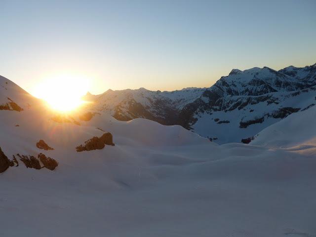 Pirineos: Candanchu-Aspe,Cara NNE
