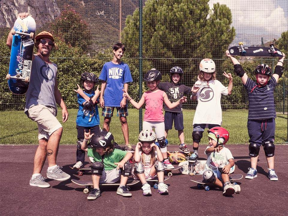 Corsi Skatebord/longboard  2017