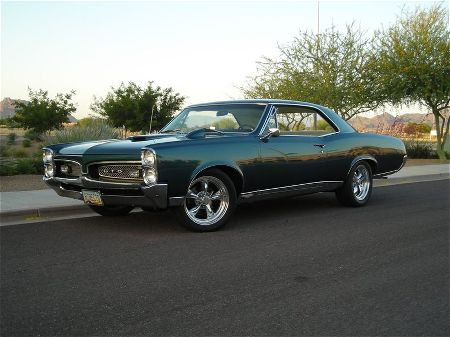 1960 S 1970 S Muscle Carsfor Sale 1967 Pontiac Gto For