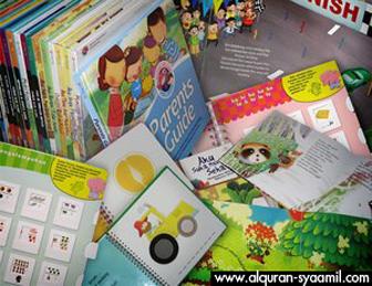 Membeli Produk Buku WBAC di Bandung