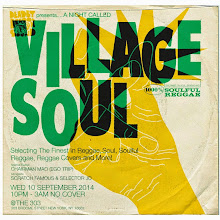 9/10(Wed) Village Soul w Chairman Mao @ The 303