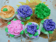 Cupcake Steam Buttercream
