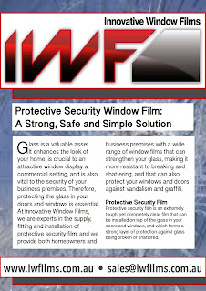 Protect your windows and doors from vandalism and graffiti
