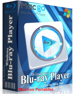 Macgo Windows Blu-ray Player Portable