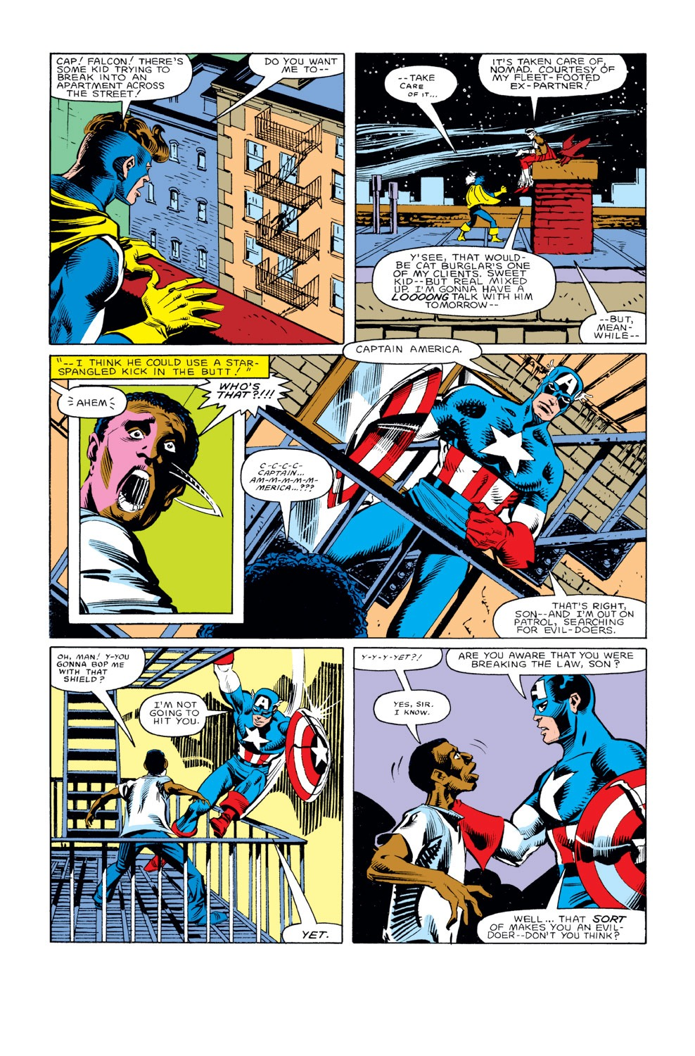 Captain America (1968) Issue #290 #206 - English 15