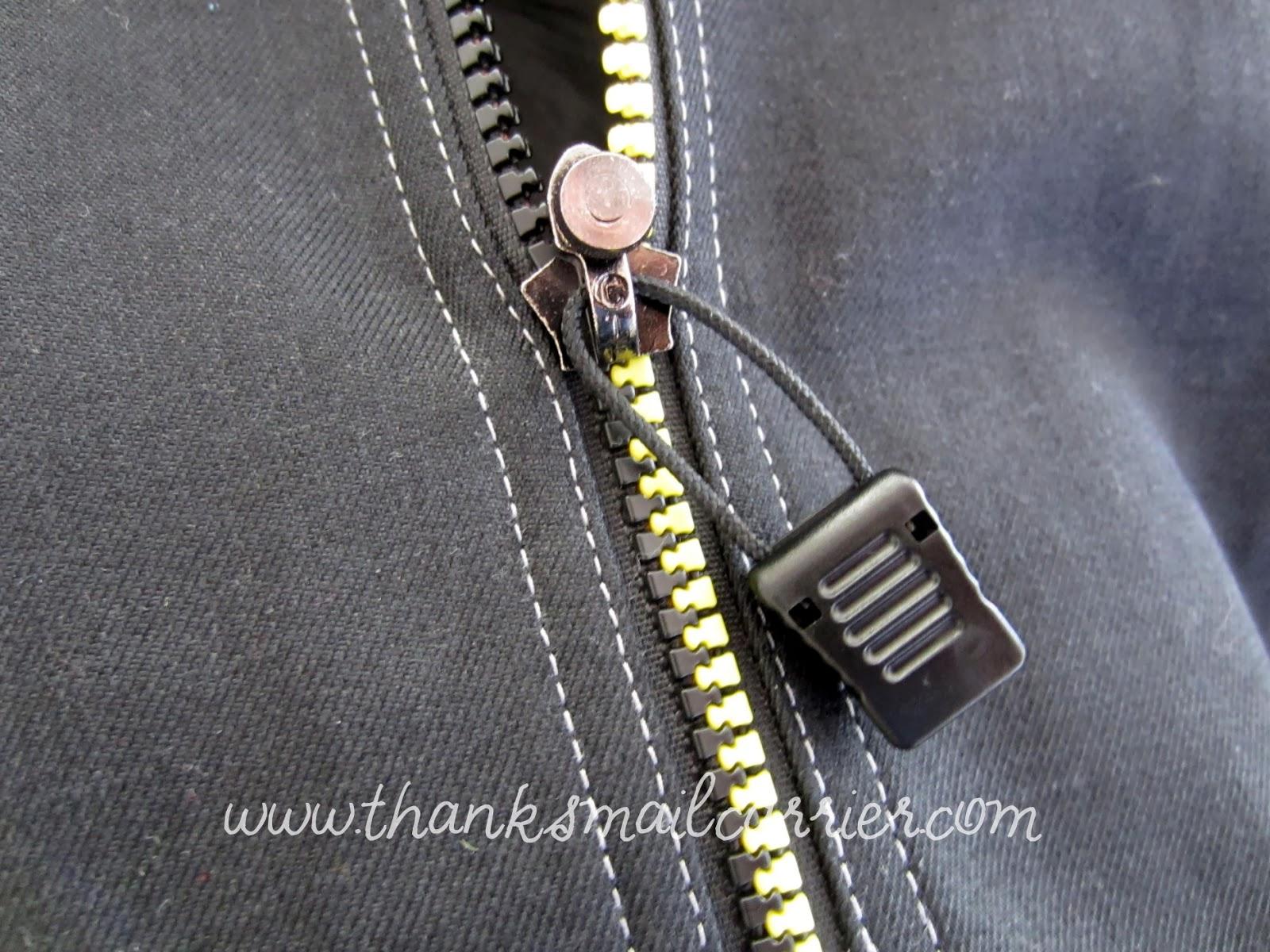 fix broken zipper