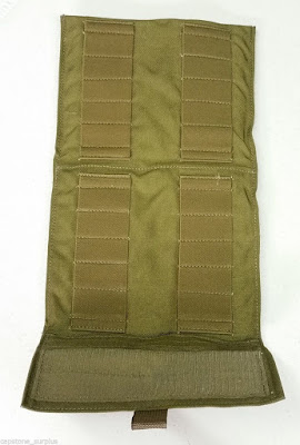 Molle Shock Tube Pouch STP-MS-KH open
