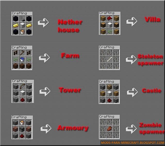 Mods para minecraft en español