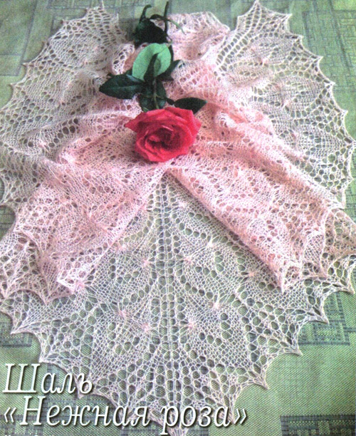 Shawl - Knit