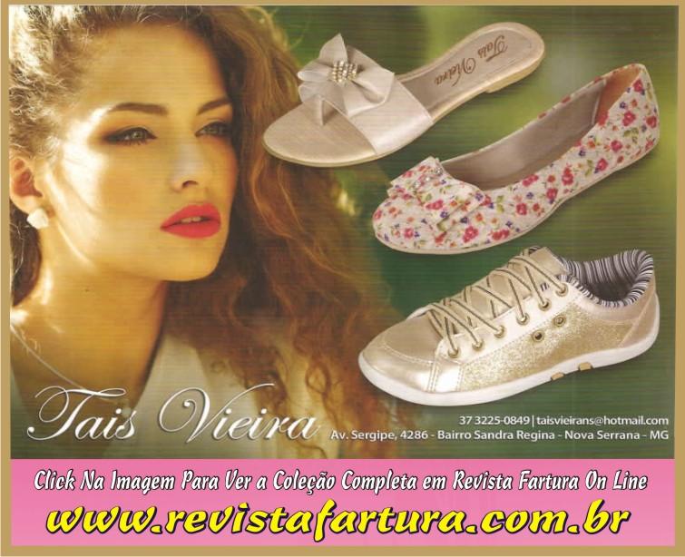 Revista Fartura On Line Melhores Calçados, Menores Preços