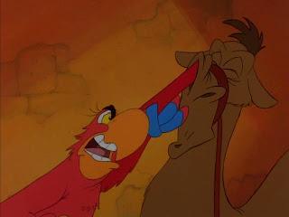 El retorno de Jafar (1994) (Aladín 2) |  Imágenes
