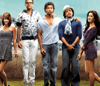 Bollywood Hindi Movie Zindagi Na Milegi Dobara Songs Lyrics