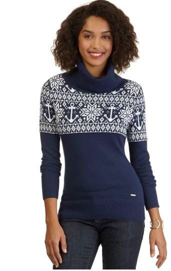 Nautical by Nature | 14 Nautical Sweaters