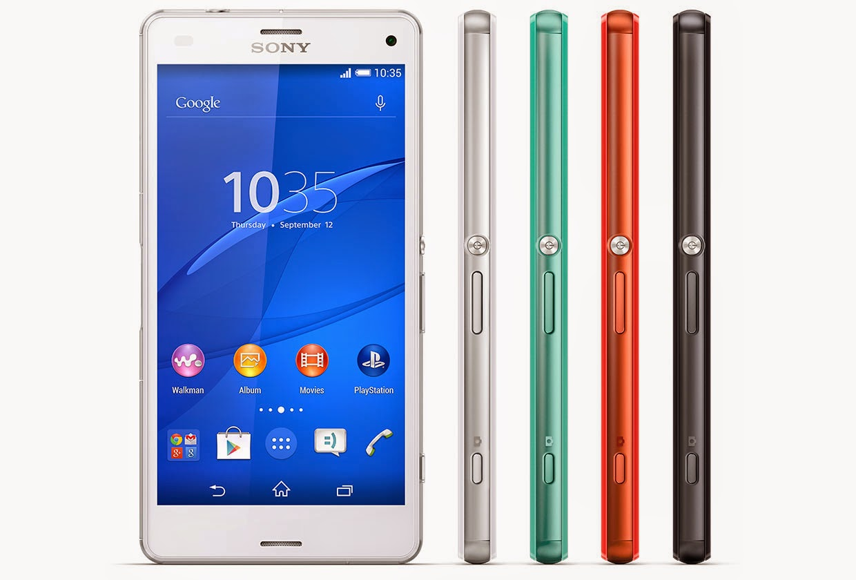 Sony Xperia Z Hp Android Unggulkan Kamera