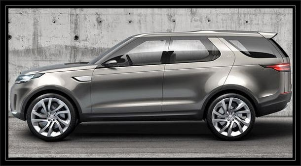 Land Rover Discovery Vision 2016