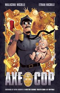 Axe Cop Vol. 1 (Dark Horse Comics)