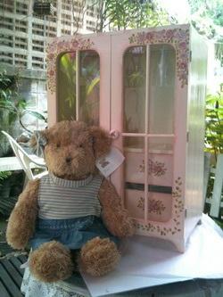 'ตู้เสื้อผ้าตุ๊กตา' อินเทรนด์ใหม่รับกระแส งานฝีมือสร้างอาชีพ