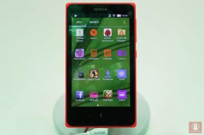 Nokia X+ Terlihat Pakai Nova Launcher di MWC 2014