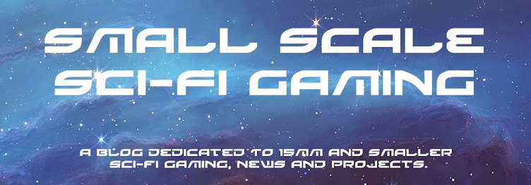 Small Scale Sci-Fi Gaming