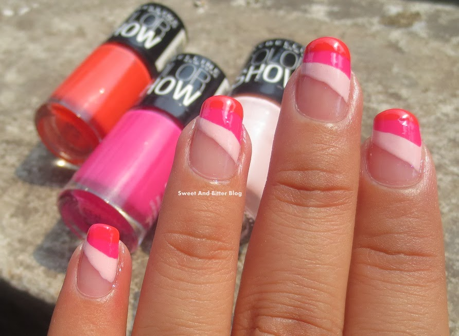 Nail Art with Maybelline Color Show
