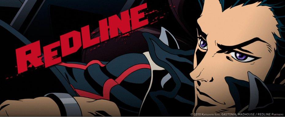 Anime Review Redline Blu Ray Geek Of Oz