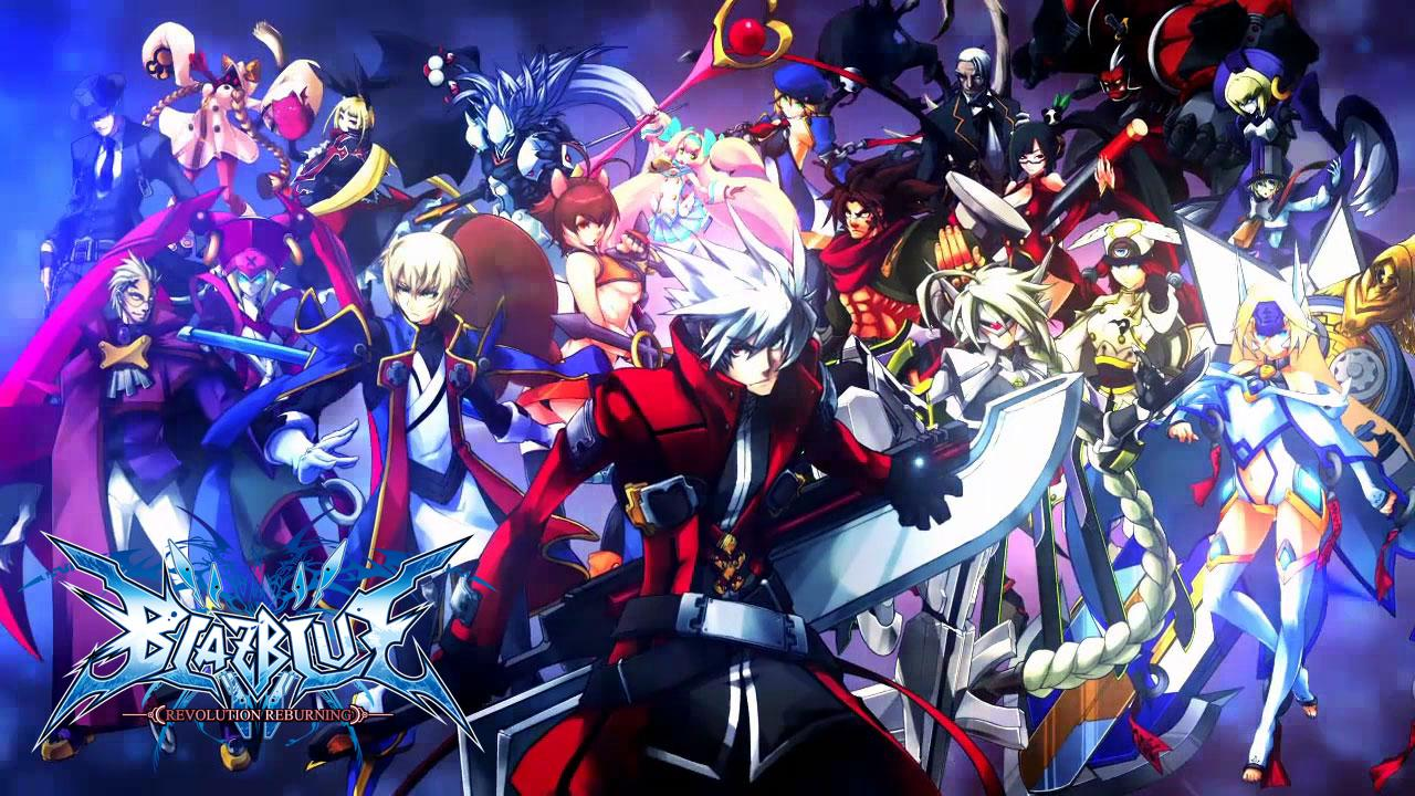 BLAZBLUE Revolution Reburning (TW) Gameplay IOS / Android