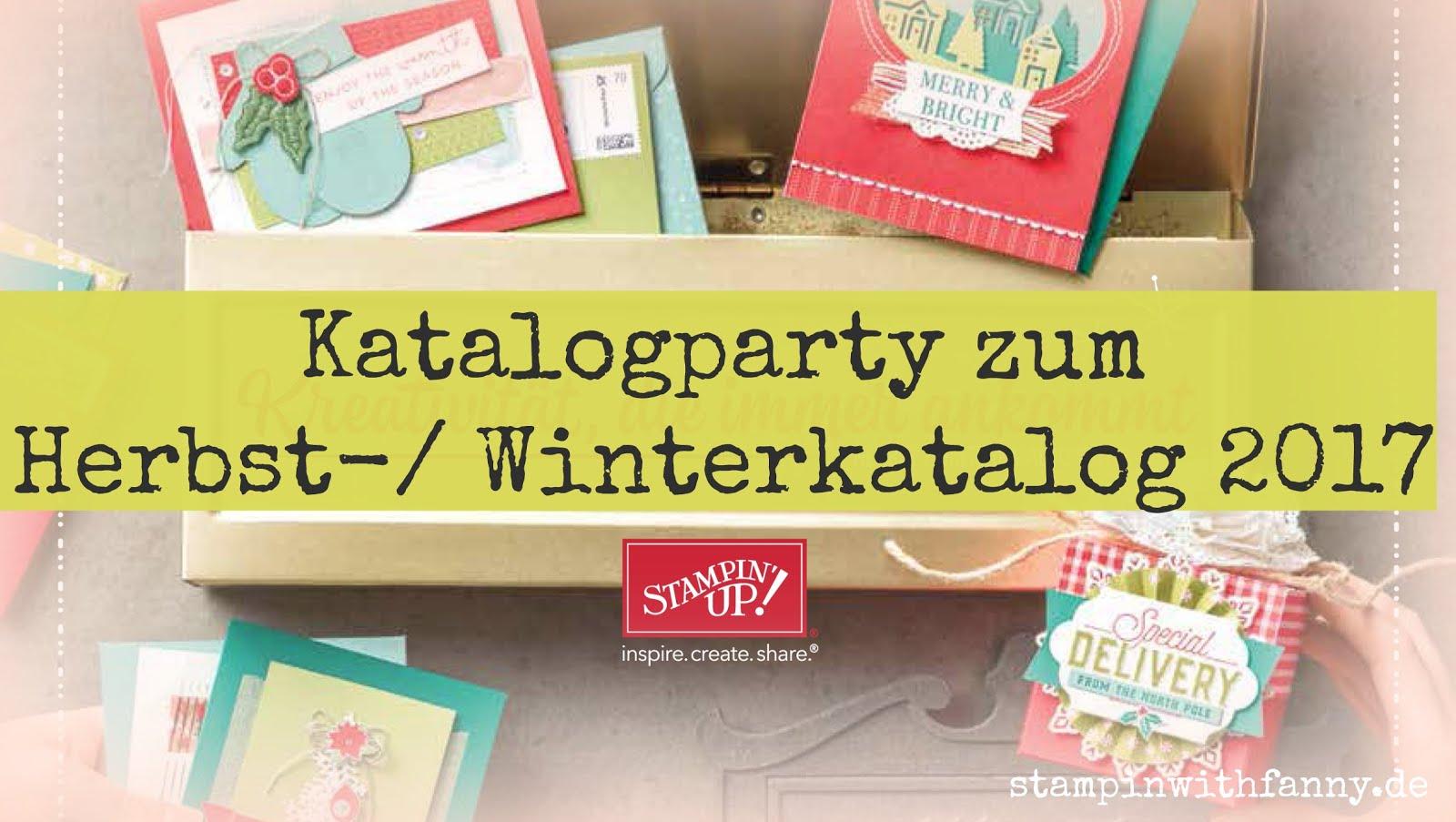 Katalogparty/ Tag der offenen Tür