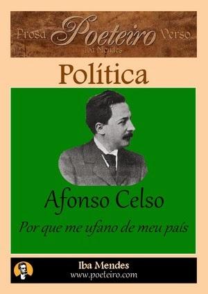 Afonso Celso - Por que me ufano de meu pais - Iba Mendes