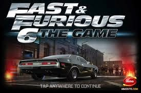 Fast & Furious 6 The Game Apk