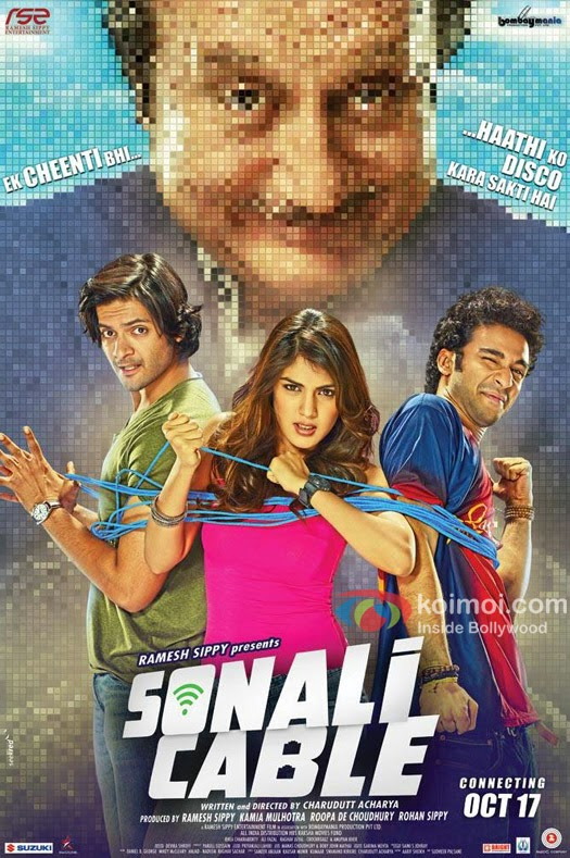 Sonali Cable 2014 Hindi DVDScr 350mb