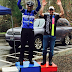 Tom Platt takes 2nd at the Soaring Eagle MTB race