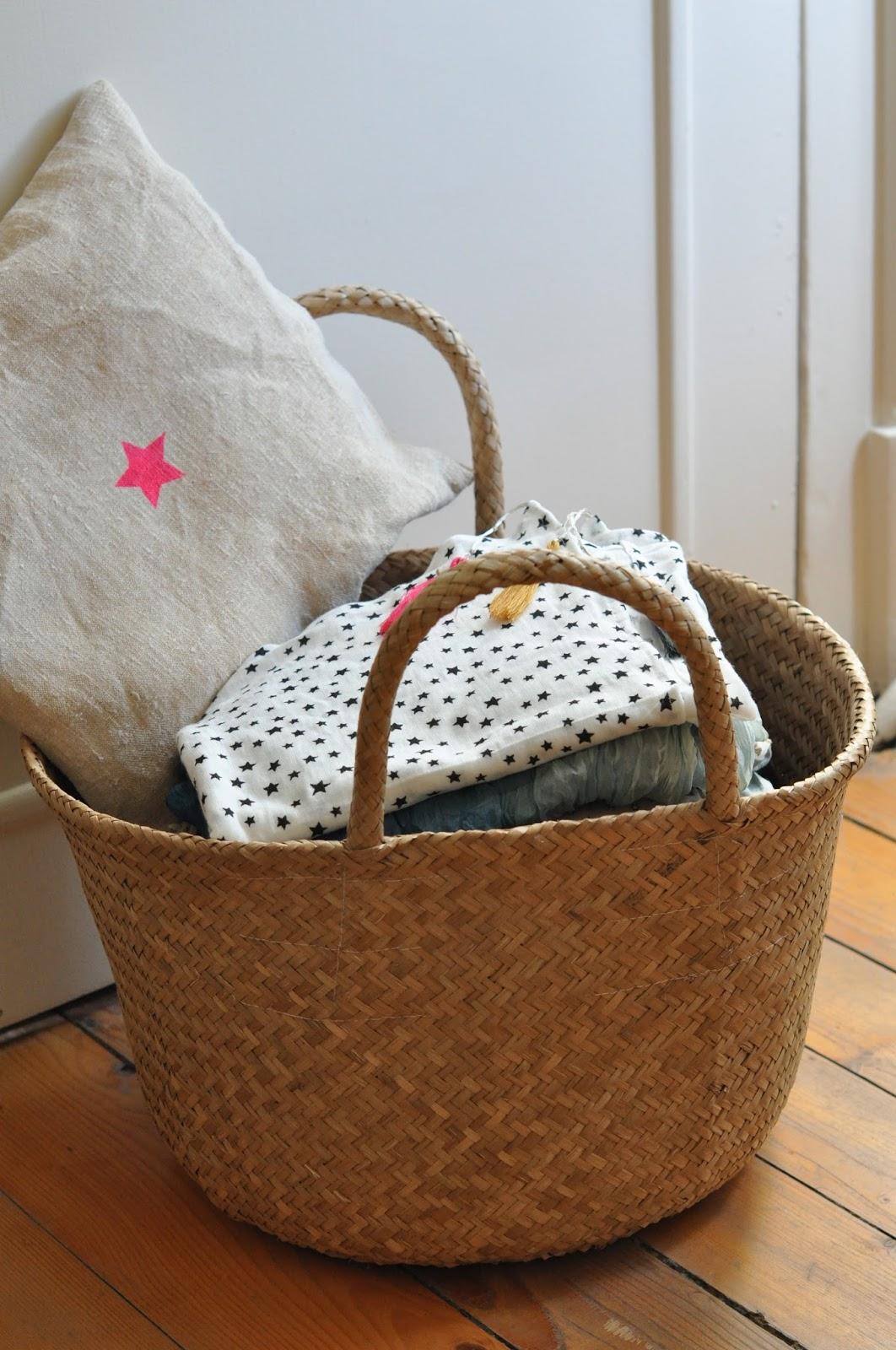 L 39 art de la curiosit classic new baskets - Florence bouvier coussins ...