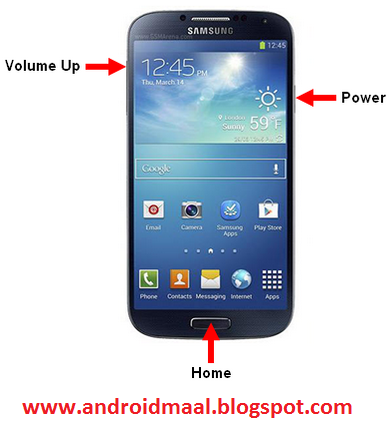 How to Reset Galaxy S5 trick