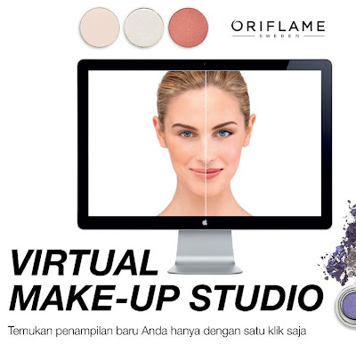 Virtual Oriflame Make up Studio
