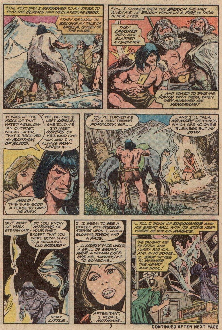 Conan the Barbarian (1970) Issue #48 #60 - English 6
